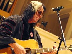 Todd Rundgren covers a dozen Robert Johnson songs on his new album.