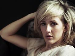 Ellie Goulding is a British singer who performed at the royal wedding reception of Prince William and Kate Middleton.