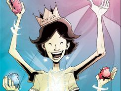 Happy-go-lucky NASA agent Toni Chu gets her own spotlight issue with Chew 27, written by John Layman.
