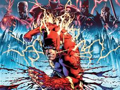 The Flash has to figure out what happened to the world in Flashpoint.