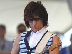 Will guitar god Jeff Beck ever collaborate with Rod Stewart? Stay tuned.