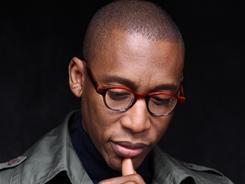 """Don't call him """"old-school"""": Raphael Saadiq, whose new album, Stone Rollin', arrives in stores today, rejects that label. """"I just follow great people,"""" he says of his musical influences."""