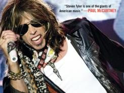 Steven Tyler, rock star, American Idol judge and now author.