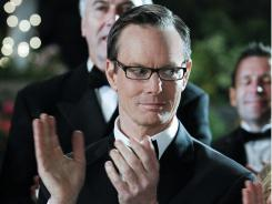 Bill Irwin returns as the Dick & Jane killer, Nate Haskell, on CSI.