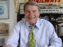 host Jim Lehrer has announced that after 35 years, he's retiring as regular anchor of 'NewsHour.'