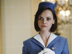 Christina Ricci stars in Pan Am, a nighttime soap set in the 1960s.