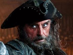 Ian McShane comes aboard as villainous pirate Blackbeard, joining Johnny Depp and Penelope Cruz.