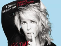 Comedian Chelsea Handler's latest book enters the list at No. 8.