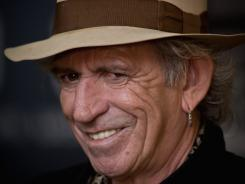 "Keith Richards has had his drug problems, which he doesn't recommend. But, he says, ""you can't be vegetarian and straight and play rock 'n' roll."