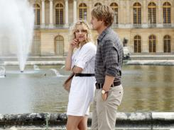 Inez (Rachel McAdams) and Gil (Owen Wilson)  are an engaged couple who both meet new love interests on a trip to Paris.
