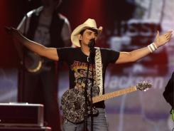 Brad Paisley's This Is Country Music showcases his comfort with bluegrass, honky-tonk and gospel.