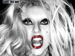Lady Gaga's new album Born This Way arrives in stores on Monday.