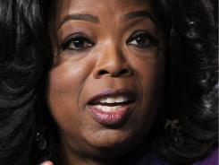 Success, influence and power emerged from Oprah Winfrey's daytime talk show.