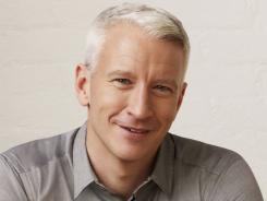 """I really like involvement with an audience,"" says Anderson Cooper, who  is getting a new syndicated daytime show, but ""nobody can replace Oprah."""