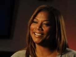 """I intended on retiring at 40,"" but Latifah, now 41, shows no signs of slowing."