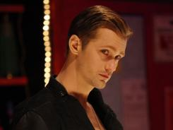 HBO's best:: 'True Blood'  features Alexander Skarsgard as a vampire.