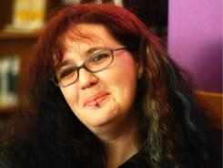 Author Melissa Marr is best-known for paranormal novels for young adults including 'Wicked Lovely' and 'Ink Exchange'.