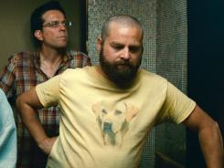 Back together: The Hangover, Part II, was No. 1 at the box office over the holiday weekend.