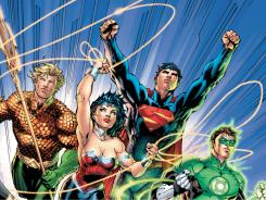 Justice League: One of DC Comics' top titles is the first one getting a re-do.
