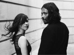 The Civil Wars: Joy Williams and  John Paul White have some big-name fans including Adele and Taylor Swift.