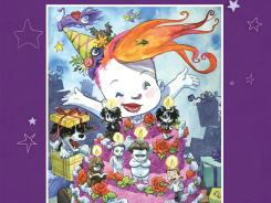 Jill Thompson continues her tales of Neil Gaiman's Sandman characters in Delirium's Party.