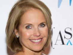 After five years anchoring the 'CBS Evening News,' Katie Couric is embarking on a new phase of her career: daytime talk-show host.