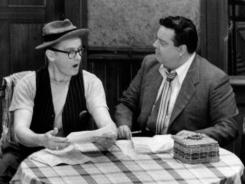 Leonard Stern, who died Tuesday at the age of 87, was a writer for The Honeymooners, the pioneering TV comedy that starred Art Carney and Jackie Gleason.