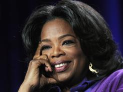 Not healthy: Oprah's OWN draws just 13,000 more prime-time viewers than its predecessor, Discovery Health.