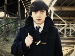 Diving in: Craig Roberts stars in Richard Ayoade's Submarine, which is drawing comparisons with Rushmore and other offbeat comedies.