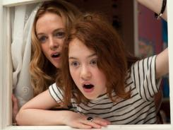 Heather Graham plays Aunt Opal to Jordana Beatty's spunky Judy Moody.