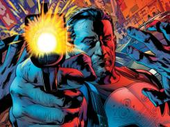 The Punisher continues his mission to eliminate bad guys with extreme prejudice in a relaunched series written by Greg Rucka.