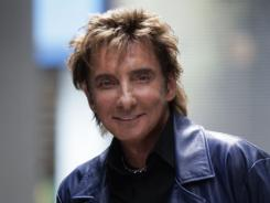 Barry Manilow  is promoting his new album, '15 Minutes.' It's his first new album of original material in a decade.