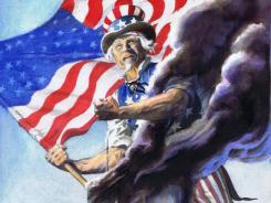 Uncle Sam is the narrator of the 9/11-inspired Image Comics series The Big Lie, by Rick Veitch and Gary Erskine.