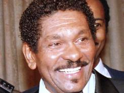 Carl Gardner of The Coasters was the original lead singer of the R&amp;B group the Coasters. He was 83.