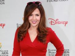Maria Canals-Barrera attends the Elizabeth Glaser Pediatric AIDS Foundation's A Time For Heroes event in LA. She stars in 'Wizards of Waverly Place' and the upcoming film 'Larry Crowne.'