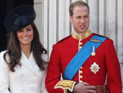 Prince William, Duke of Cambridge and Catherine, Duchess of Cambridge, will arrive in Los Angeles July 8.