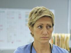Falco: Break time for Nurse Jackie.