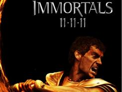 Henry Cavill stars as Theseus in the film 'Immortals,' out in November.
