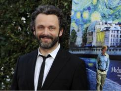 "Michael Sheen, who is Welsh,  plays an American tourist in Woody Allen's ""Midnight in Paris."""