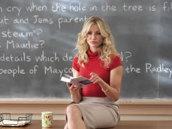 Cameron Diaz's gold-digging teacher is odious and unfunny.