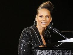 Alicia Keys is among the musical superstars who will take part in Sunday's BET Awards.