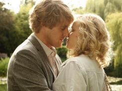 Owen Wilson  and Rachel McAdams star in Woody Allen's romantic romp.