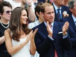 The Duke and Duchess of Cambridge, who caught some of Monday's tennis action at Wimbledon, will be making their first official overseas trip.
