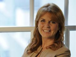 Lost and found: Duchess of York Sarah Ferguson opens up about her life in a new book.