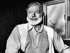 July 2 is the 50th anniversary of beloved author Ernest Hemingway's death.