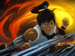 The Last Airbender: Legend of Korra is a spinoff from the TV series Avatar: The Last Airbender.