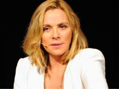 Kim Cattrall is best known for her starring role in 'Sex and the City.'