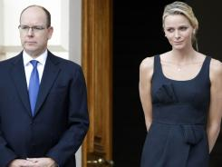 Prince Albert II of Monaco and Charlene Wittstock will be married this weekend.