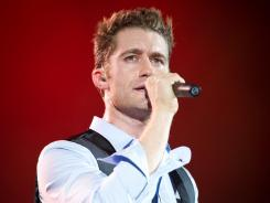 'Glee' star Matthew Morrison will perform live on the Capitol lawn at the annual July 4th special broadcast on PBS.