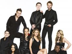 The finalists from Season 10 reunite for the Idols Live tour.